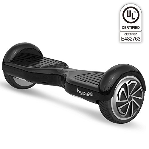 HYPER GOGO Self Balancing Scooter Hover Self-Balance Board – UL2272 Certified (Black)