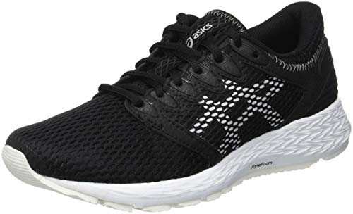 Roadhawk Multicolore 2 Ff black 001 Femme Running De Asics white Chaussures ATRqqw