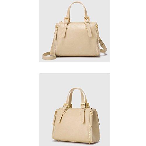 Jiute Shoulder High Bag Handbag Korean Wild Messenger Atmospheric Ms Capacity rSwqFr
