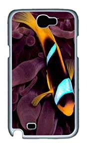 Samsung Galaxy Note II N7100 Case,Camo Fish Animal PC Hard Plastic Case for Samsung Galaxy Note II N7100 Whtie