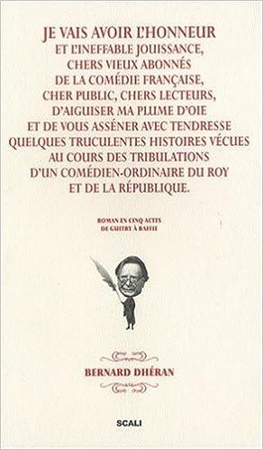 Livres Je vais avoir l'honneur... pdf epub