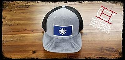 Richardson 112 Snapback DeZavala Flag Hat (Patch)