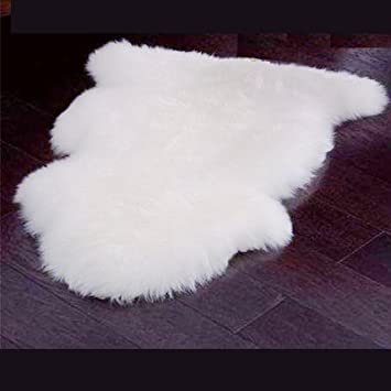 Amazoncom Ikea Sheepskin Rug Kitchen Dining