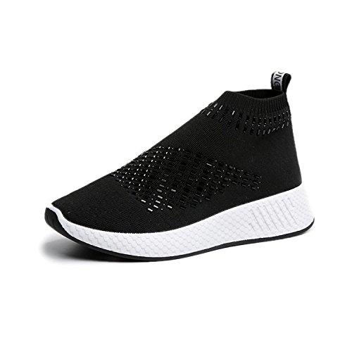 Thirty zapatos Antideslizante y antideslizante de five de ocio mujer Donyyyy calzado transpirable mujer zapatos 17Iq4