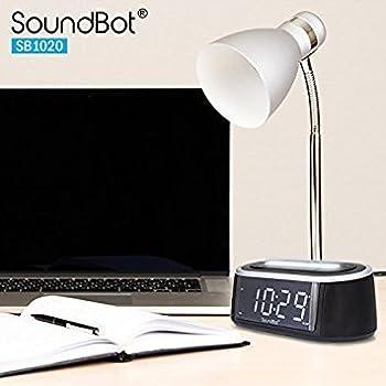 Amazon Com Soundbot Sb1020 Fm Radio Bluetooth Wireless