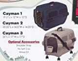 Cayman 1 Small Animal Carrier - Small - Blue