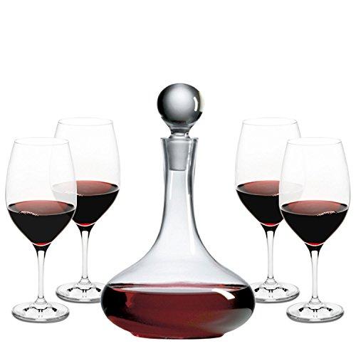 Ravenscroft Crystal Bordeaux Wine Series Gift Set