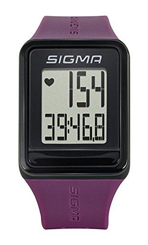 Sigma 49696 Pulsómetro, Unisex Adulto, Negro, Talla Única