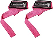 Gymreapers Lifting Wrist Straps for Weightlifting, Bodybuilding, Powerlifting, Strength Training, Deadlifts -