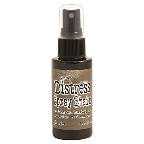 Ranger Tim Holtz Distress Spray Stains Bottles, 1.9-Ounce, Frayed Burlap