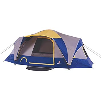 SwissGear 3 Room Dome Tent  sc 1 st  Amazon.com & Amazon.com : SwissGear 3 Room Dome Tent : Sports u0026 Outdoors
