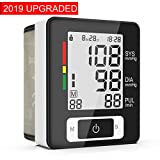 BESTHING Blood Pressure Monitor Automatic, Wrist Blood Pressure Cuff Monitor, 90 Readings Memory