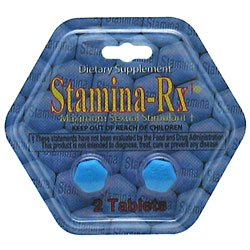 Stamina-Rx pour les hommes - 2 - Tablettes -Aphrodisiaque