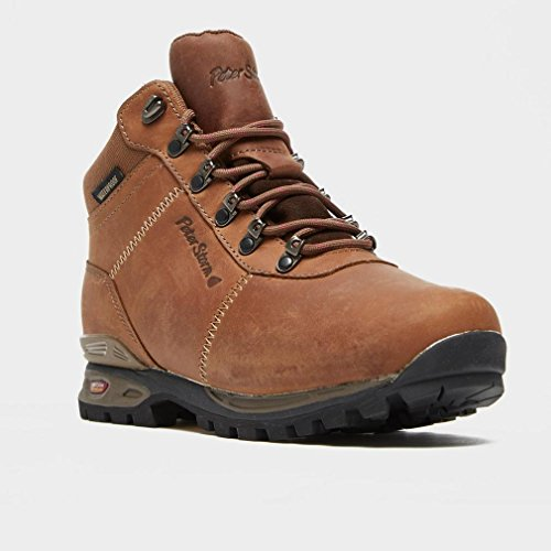 Peter Tormenta Womens Snowdon Walking Boot Calzado Para Calzado Al Aire Libre Brown, Marrã³n, 41