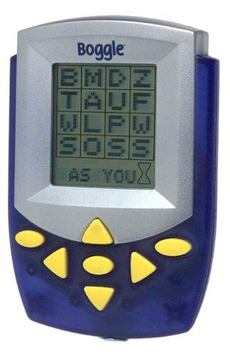 Milton Bradley Electronic Handheld Game - Milton Bradley Electronic Handheld Boggle