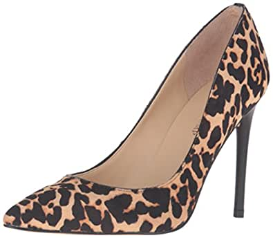 Ivanka Trump Women's Kaydenly Pump, Natural Multi-Animal Print, 6 M US