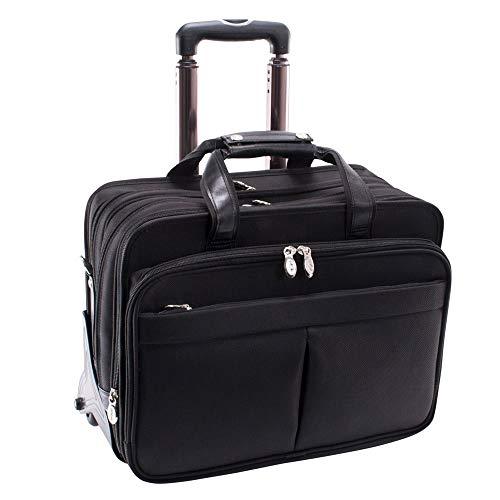 Ladies Removable Briefcase Wheeled (McKlein R Series Roosevelt 17