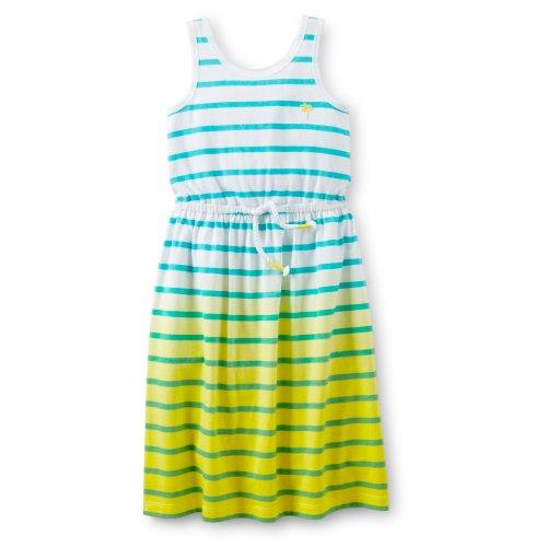 Dip Dyed Maxi Dress - 1