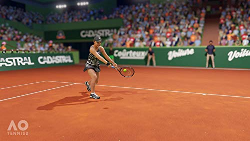 AO Tennis 2 (NSW) - Nintendo Switch 5