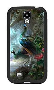 Peacock - Case for Samsung Galaxy S4
