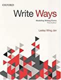 img - for Write Ways: Modelling Writing Forms book / textbook / text book