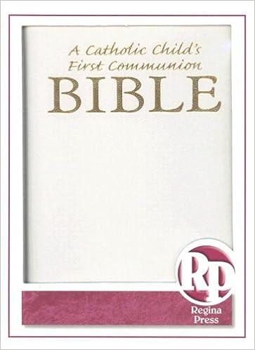 =NEW= Catholic Child's First Communion Bible-OE. pasaje Register contact controls Class built Jasmine stories 4176T4T0CQL._SX361_BO1,204,203,200_