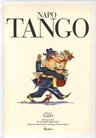 Tango : Edition bilingue français-espagnol (1CD audio)