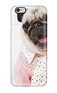 Hot Tpu Cover Case For Iphone/ 6 Plus Case Cover Skin - Pug Dog