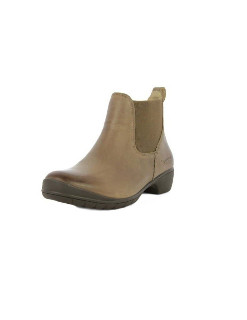 Bogs Women's Carrie Slip-On Boot Taupe Boot 7 B (M)