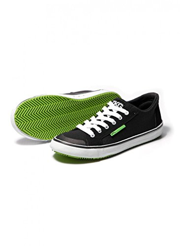 2017 Zhik ZKGs Amphibious Shoes Black / Lime (Green) SHOE20