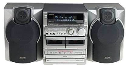 amazon com aiwa nsx a888 compact stereo system discontinued by rh amazon com Aiwa Nsx V9000 Aiwa Stereo System NSX D60