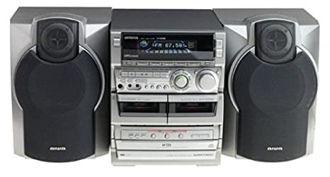amazon com aiwa nsx a888 compact stereo system discontinued by rh amazon com
