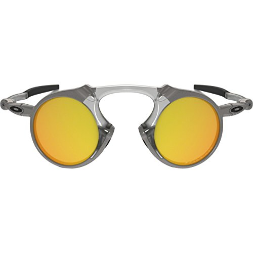 2d3040fbf9 Aeropost.com Costa Rica - Oakley Mens Madman Polarized Iridium Round  Sunglasses