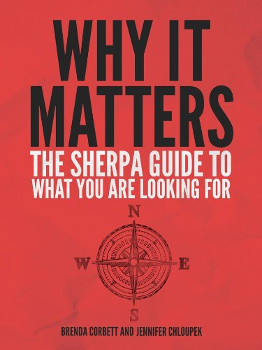 Why It Matters (Sherpa Guide)