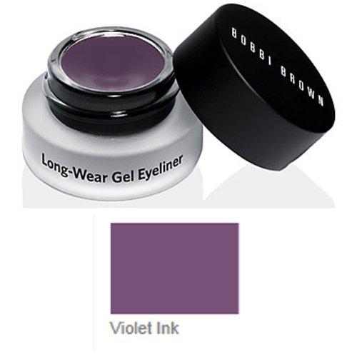 - Bobbi Brown Long Wear Gel Eyeliner - # 04 Violet Ink 3g/0.1oz