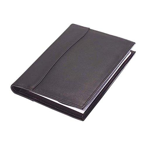 Clava Junior Open Leather Padfolio in Quinley - Clava Binder