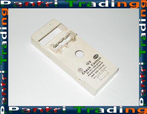 BMW E30 E28 Check Control Unit Rear Cover Case 1368957