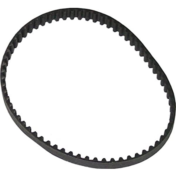 for Vax Toothed Drive Belt 912918700 Vacuum hoover U89-MA-L 3M-201-6.5