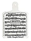 Music Sales Music Gifts: Little Chopping Board - Little Chopin