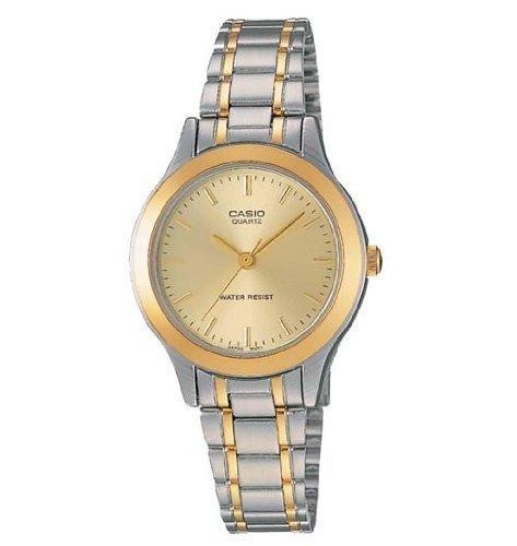 Casio General Ladies Watches Metal Fashion LTP-1128G-9A - WW