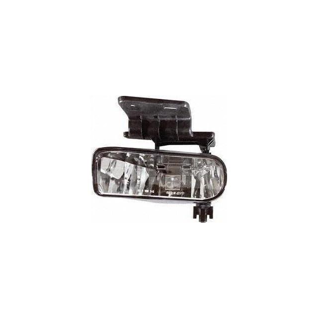 00 05 CHEVY CHEVROLET SUBURBAN FOG LIGHT LH (DRIVER SIDE) SUV, EXCEPT Z71 (2000 00 2001 01 2002 02 2003 03 2004 04 2005 05) 19 5318 01 15187249