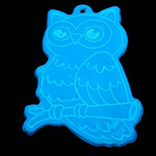 Blue Glow in the Dark & UV Reactive Pigment Powder - 500 Grams by Techno Glow Inc (Image #5)