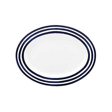 kate spade new york Charlotte Street Oval Platter