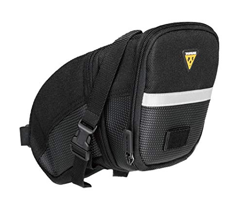 Topeak  TC2262B Aero Wedge Pack with Strap Mount, Large ()