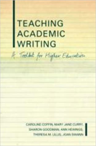 approaches to teaching academic writing