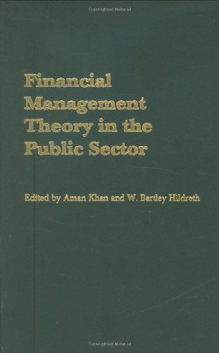 Financial Management Theory in the Public Sector
