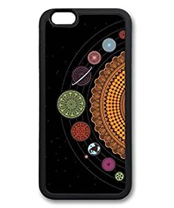 iPhone 6 Case, iCustomonline Solar Walk Back Case Cover for iPhone 6 (4.7 inch)