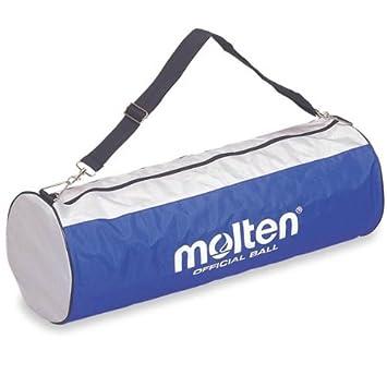 MOLTEN BP3-BG - Bolsa de Transporte para balones de Baloncesto (26 ...