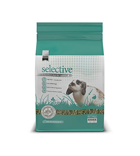 Supreme Petfoods Science Selective Rabbit Food, 4 Lb