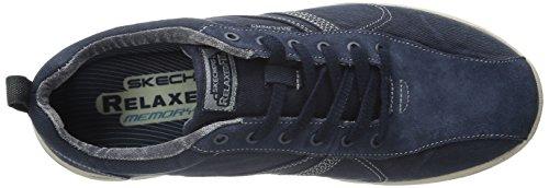 Skechers ExpectedMellor Herren Sneakers Blau